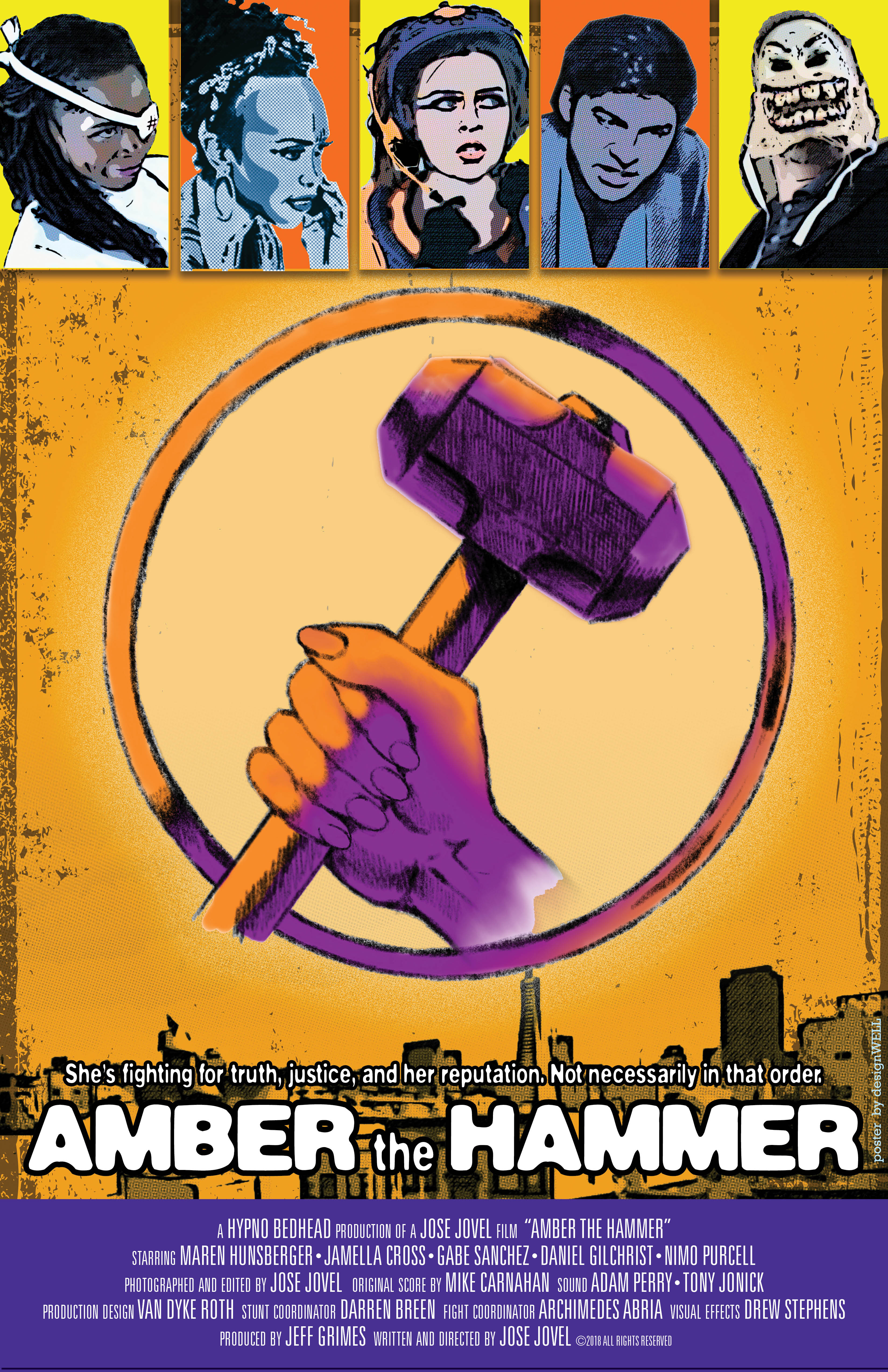 Amber the Hammer