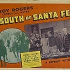 Roy Rogers, Hugh Farr, Sam Flint, George 'Gabby' Hayes, Linda Hayes, Merrill McCormick, Bob Nolan, and Sons of the Pioneers in South of Santa Fe (1942)