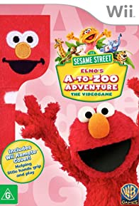 Primary photo for Sesame Street: Elmo's A-to-Zoo Adventure