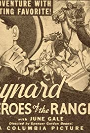 Heroes of the Range Poster