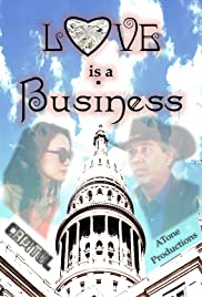Love Is a Business Poster