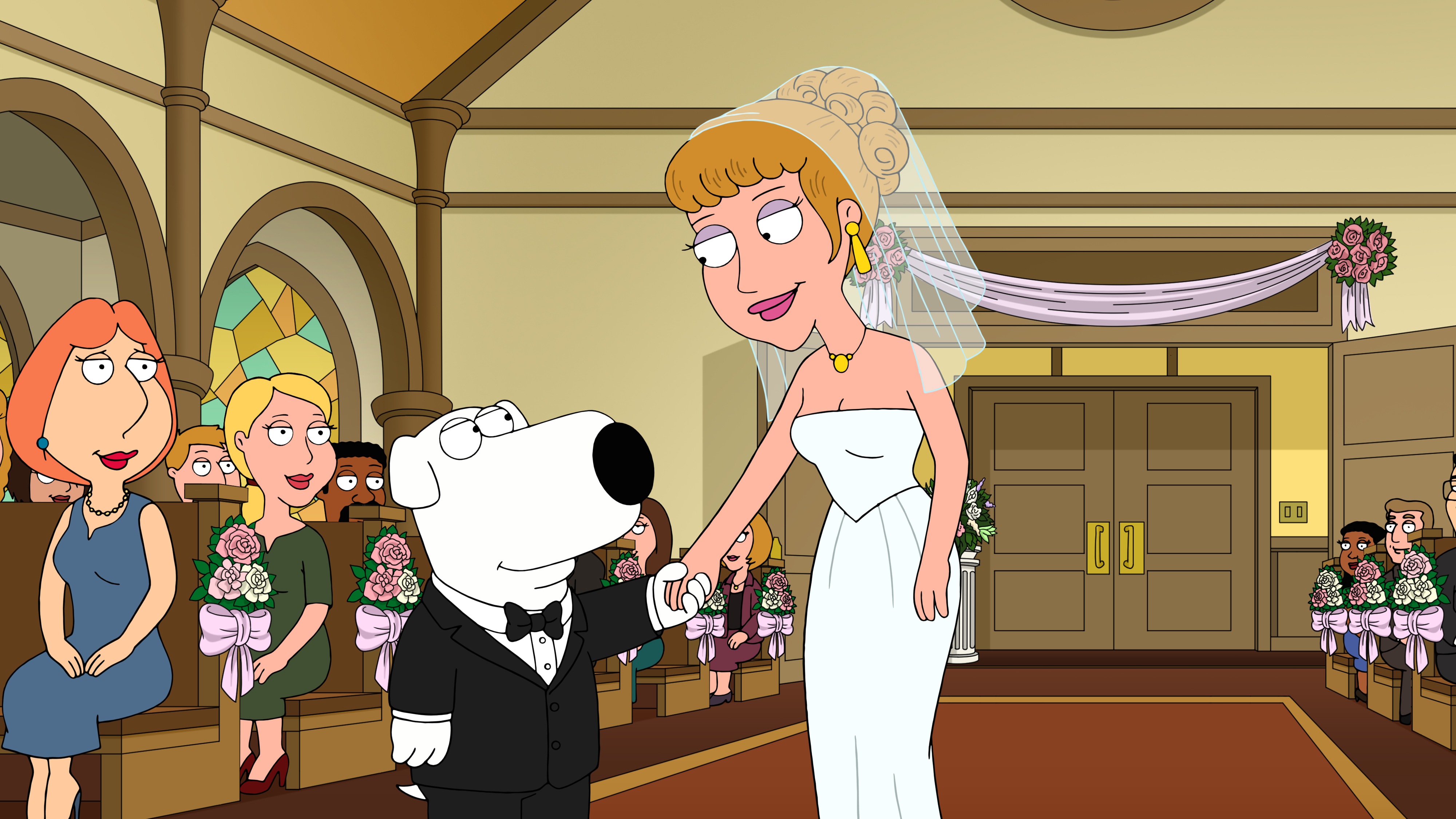 married with cancer family guy