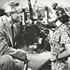 Joan Crawford and David Brian in Flamingo Road (1949)