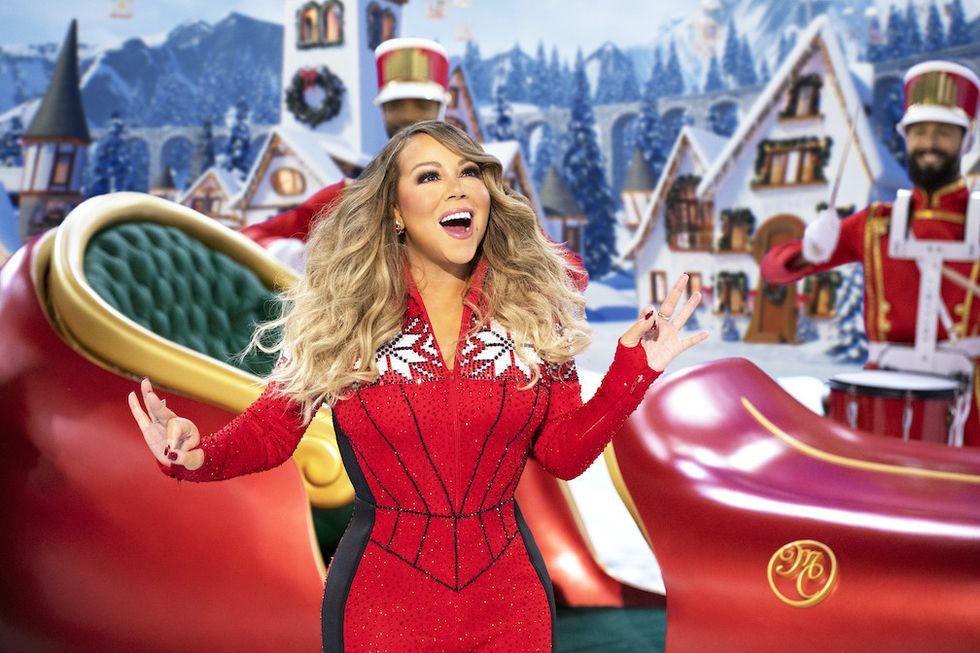 Mariah Carey in Mariah Carey's Magical Christmas Special (2020)