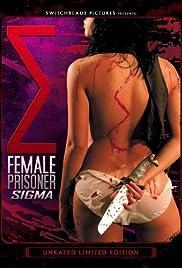 Female Prisoner Sigma Poster