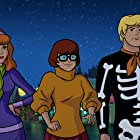 Grey Griffin, Frank Welker, and Kate Micucci in Happy Halloween, Scooby-Doo! (2020)