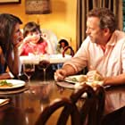 Lisa Edelstein and Hugh Laurie in House M.D. (2004)