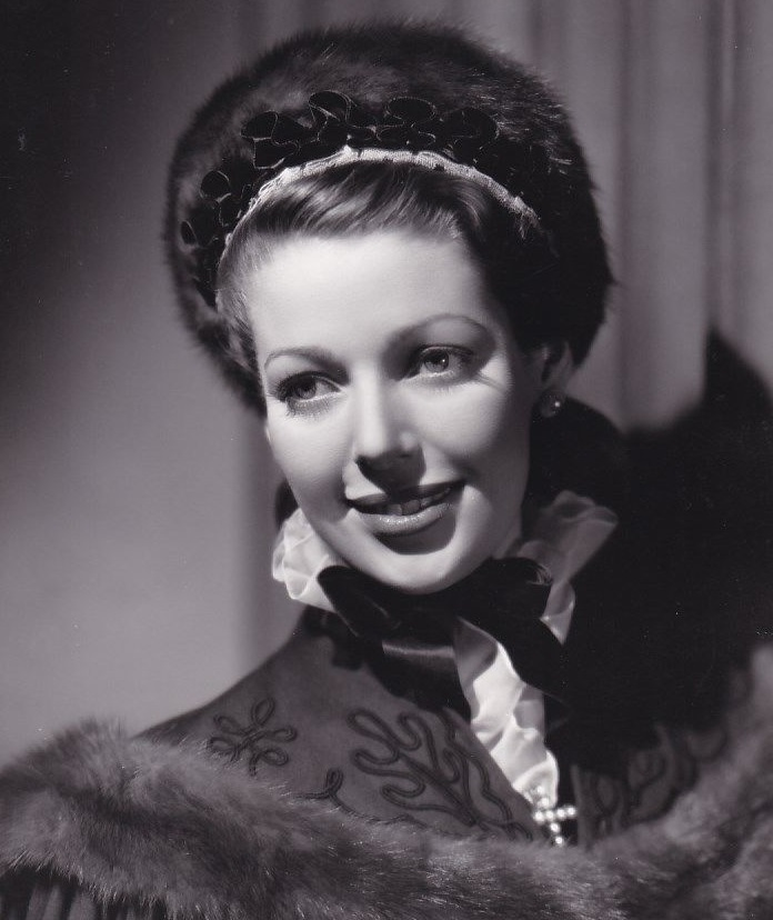 Loretta Young in The Story of Alexander Graham Bell (1939)