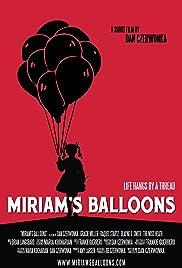 Miriam's Balloons Poster