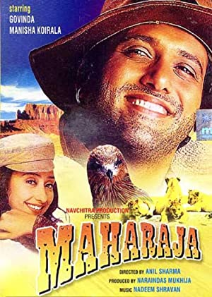 Manisha Koirala Maharaja Movie