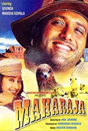 Maharaja (1998) Poster - Movie Forum, Cast, Reviews