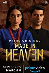 Arjun Mathur and Sobhita Dhulipala in Made in Heaven (2019)