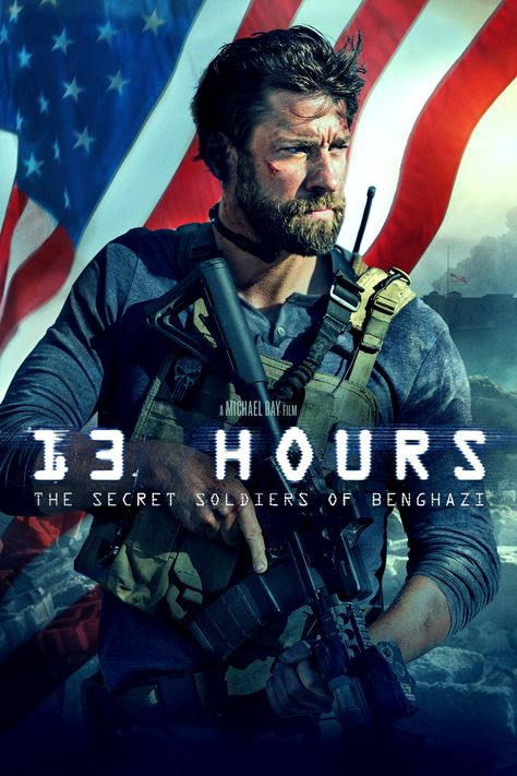 13 Hours The Secret Soldiers Of Benghazi 2016 Dual Audio Hindi 300MB BluRay 480p ESubs
