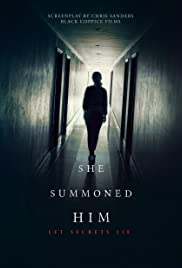 She Summoned Him Poster
