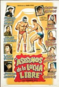 Primary photo for Asesinos de la lucha libre