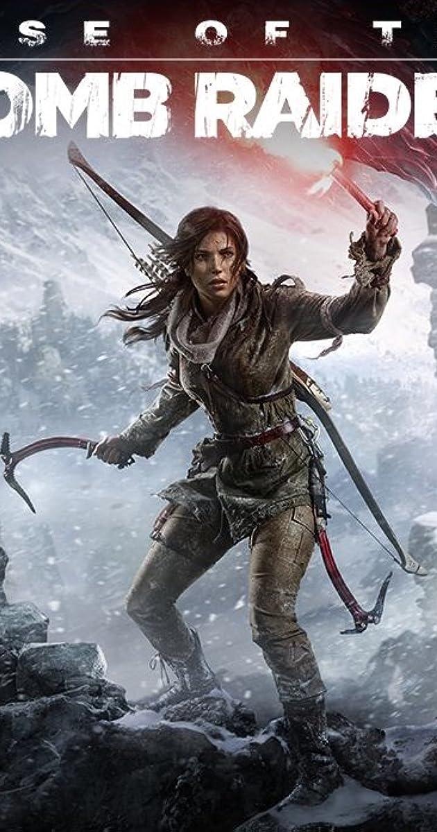 audio Tomb Raider (English)
