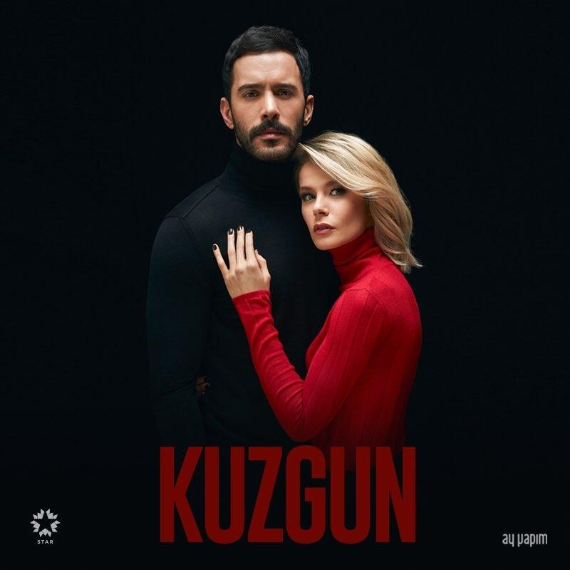 Juodvarnis (1 sezonas) (2019) (Turkų) Online