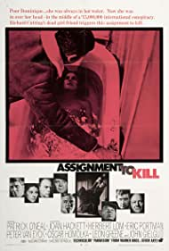 Assignment to Kill Poster - Movie Forum, Cast, Reviews