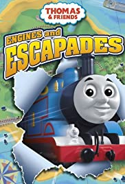 Thomas & Friends: Engines and Escapades Poster