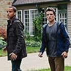 Josh Hutcherson and Connor Cruise in Red Dawn (2012)