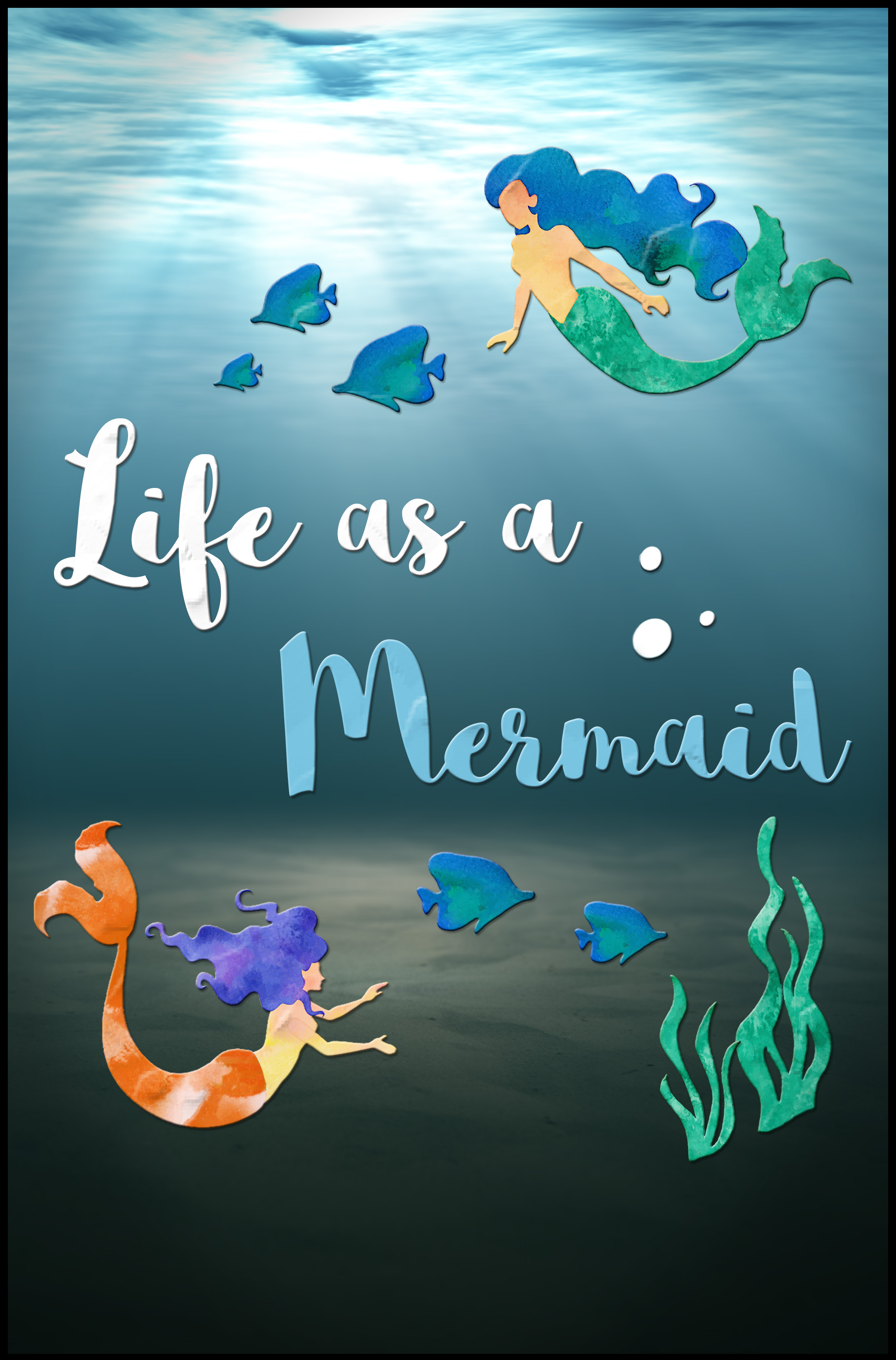Life As A Mermaid TV Series 2016