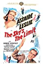 The Sky's the Limit (1943) Poster