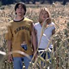 Nicki Aycox and Justin Long in Jeepers Creepers 2 (2003)