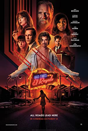 Bad Times at the El Royale Full Movie Watch Online Free