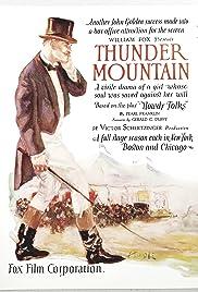 Thunder Mountain Poster