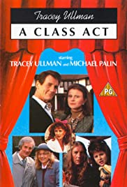 Tracey Ullman: A Class Act Poster