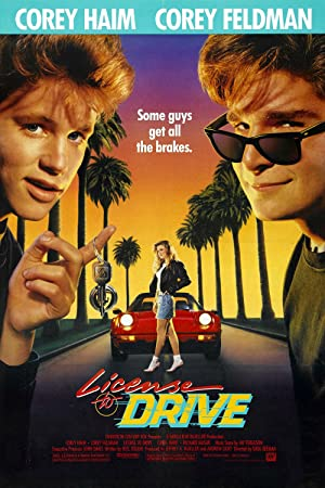 License to Drive Poster Image