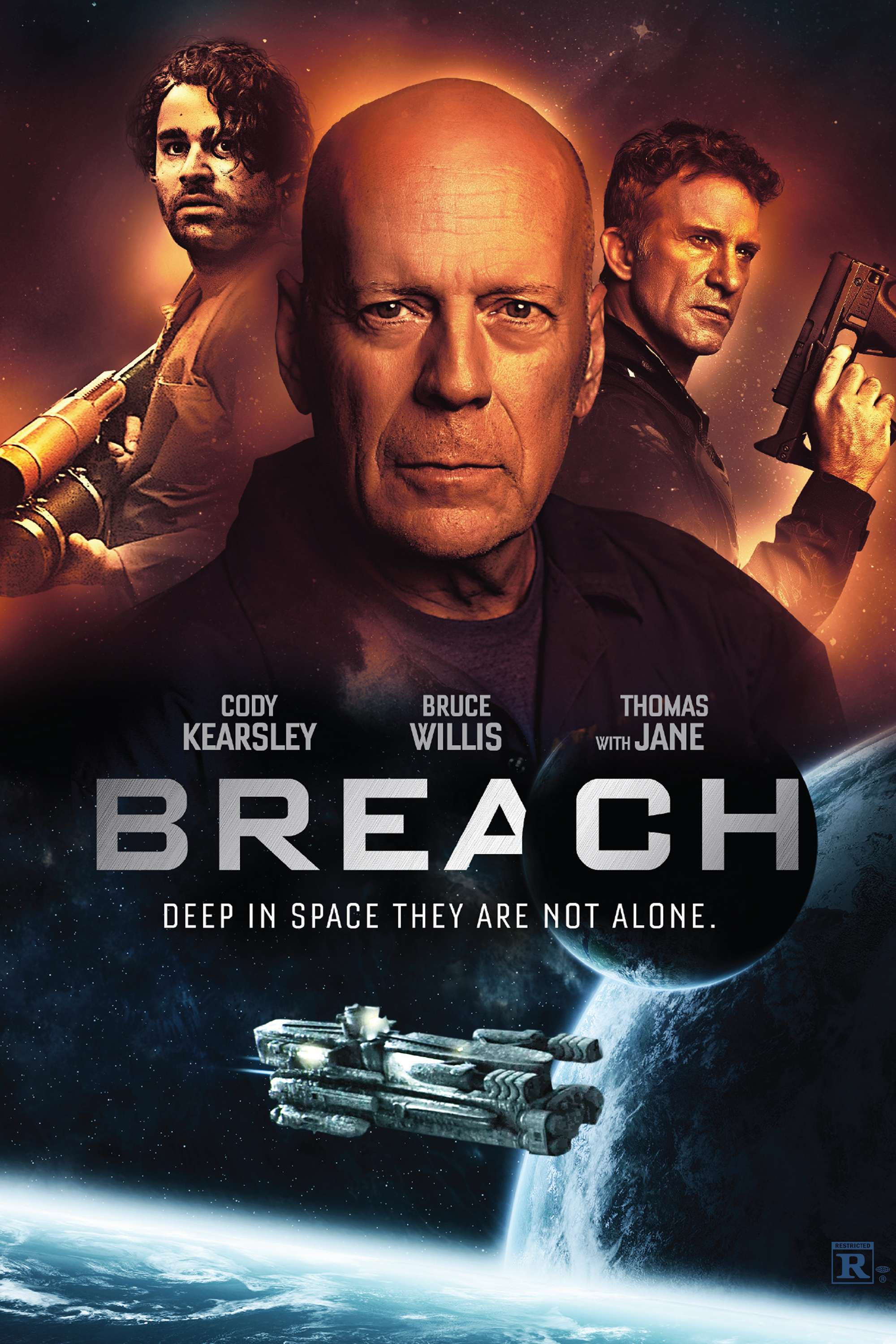 Image result for Breach (2020)