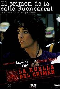 Primary photo for La huella del crimen