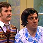 Terry Jones and Michael Palin in Monty Python's Flying Circus (1969)