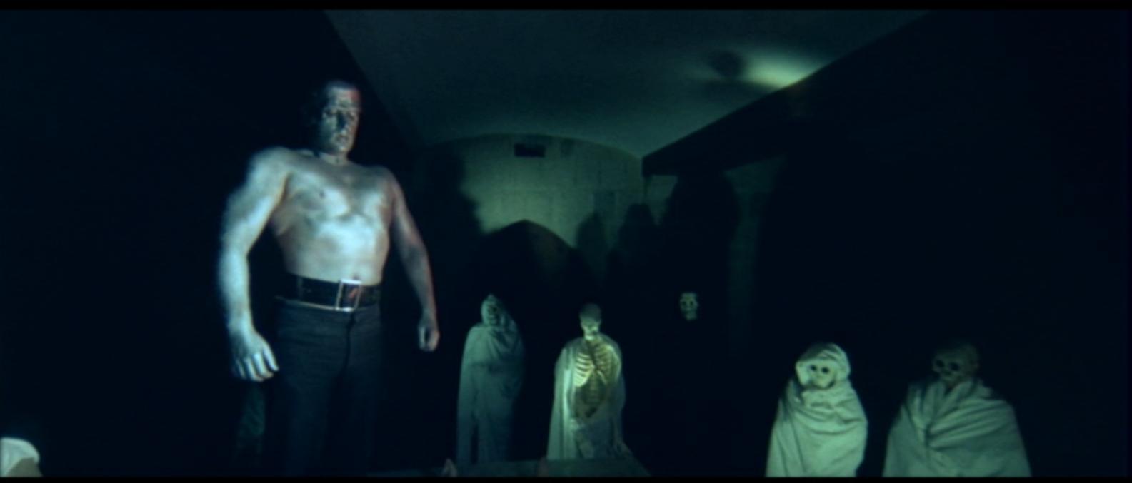 Image result for la maldición de frankenstein (1973)
