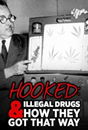 Hooked: Illegal Drugs & How They Got That Way - Opium, Morphine, and Heroin Poster