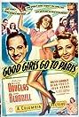 Good Girls Go to Paris (1939) Poster