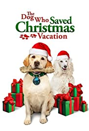 The Dog Who Saved Christmas Vacation Poster