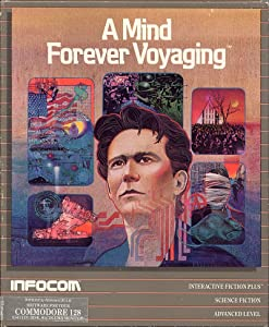 Absoutly free movie downloads A Mind Forever Voyaging USA [1080i]