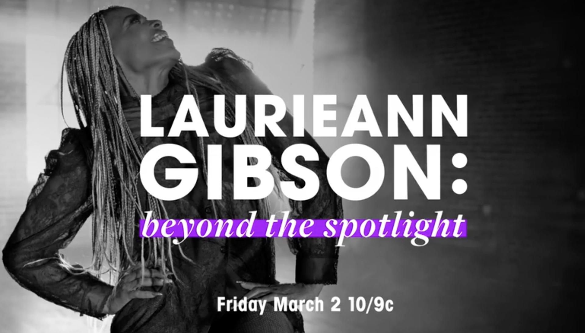 Laurieann Gibson in Laurieann Gibson: Beyond the Spotlight (2018)