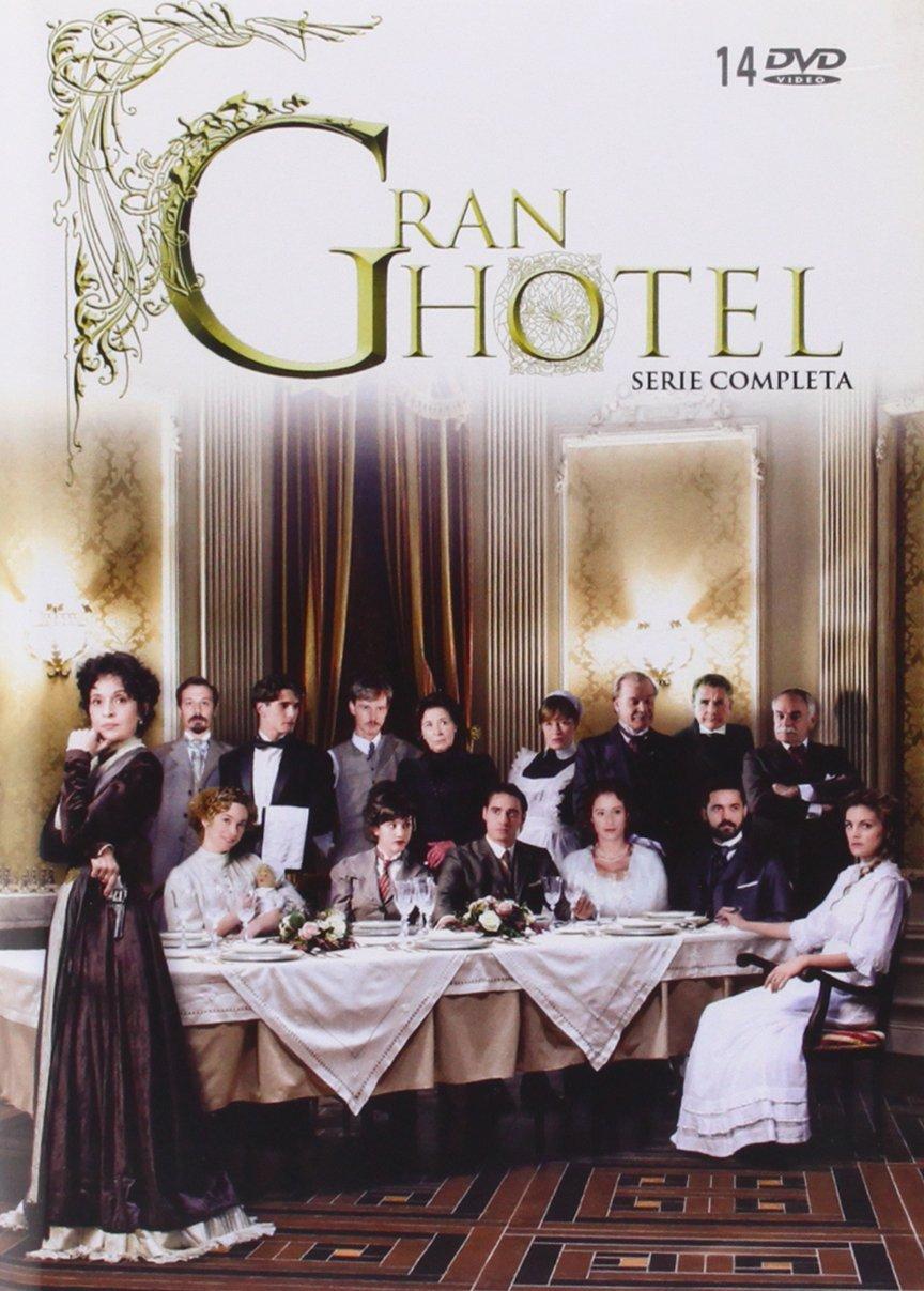 Įspūdingas viešbutis (1 Sezonas) / Gran Hotel Season 1
