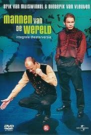 Erik van Muiswinkel & Diederik van Vleuten: Mannen van de wereld Poster