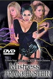 Mistress Frankenstein(2000) Poster - Movie Forum, Cast, Reviews