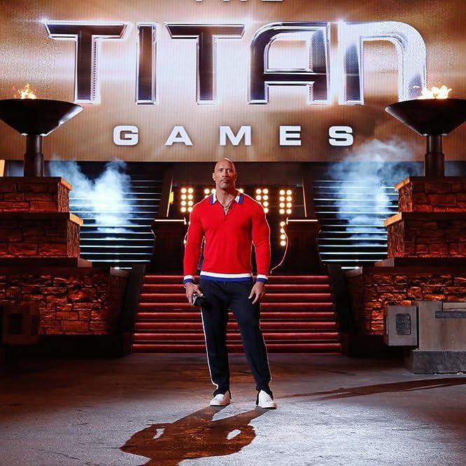 Dwayne Johnson in The Titan Games (2019)