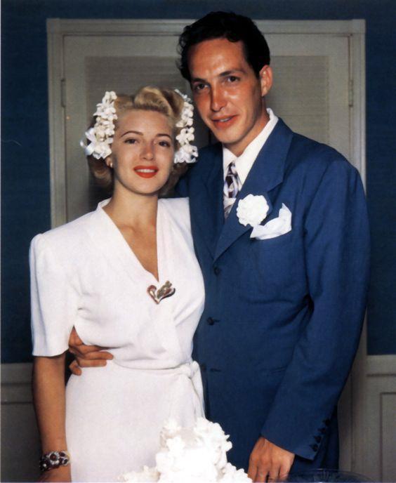Lana Turner and Stephen Crane
