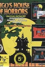 Hugo's House of Horrors Poster