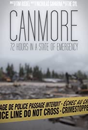 Canmore: 72 Hours in a State of Emergency Poster