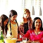 Meera Simhan, Bella Thorne, Lily Javaherpour, and Keya Shah in Raspberry Magic (2010)