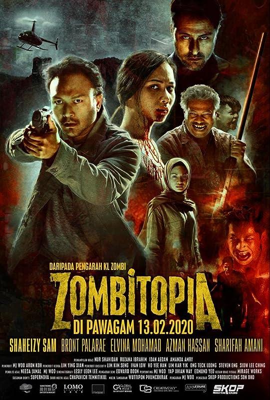 Зомбитопия / Zombitopia / 2021