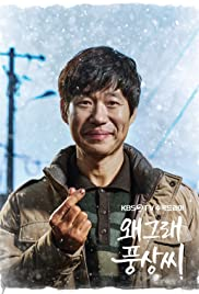 What's Wrong, Poong-Sang Poster